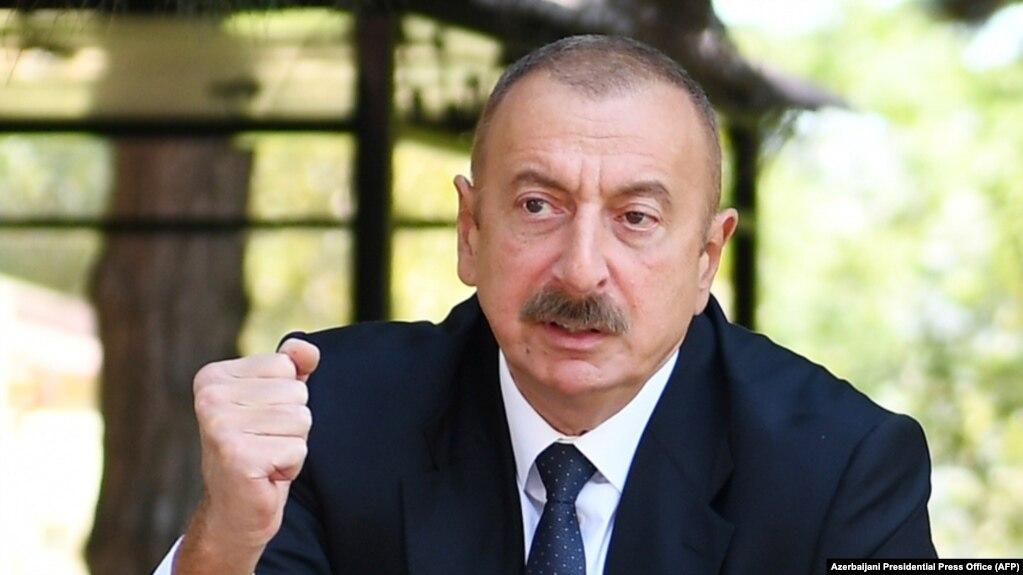 Պահանջում ենք, որպեսզի մեզ հարգեն...պատրվակ են փնտրում Ադրբեջանին վարկաբեկելու համար.Ալիևը Թեհրանի հայտարարությունները «զառանցանք» է անվանել