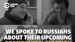 Vox Pop: Russians On Their Election