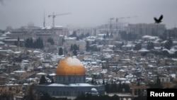 Jerusalem - foto arkivi