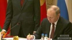 Լուկաշենկո. Մինսկը իր շահերին վնասող պայմանագիր չի ստորագրի