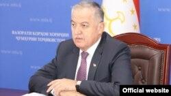 Министр иностранных дел Таджикистана Сироджиддин Мухриддин