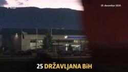 Deportacija bh. državljana iz Sirije za Sarajevo