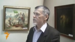 Чаллыда рәссам Фирдәвес Гирфанов күргәзмәсе ачылды