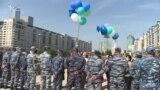 «С днём рождения, мистер президент». Активисты вновь пытались попасть на прием к Токаеву