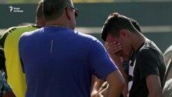 10 юних футболістів загинули під час пожежі на базі футбольного клубу в Бразилії (відео)