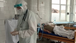 'I Dream About My Patients Dying': Doctor Battles In Ukraine's 'Red Zone' As COVID-19 Cases Spike