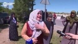 Ази: Таджикистанерчу набахтехь иккхинчу бунтах