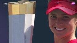 Еліна Світоліна – спортсменка з України, що вразила світ (відео)
