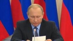 Путин о выборах