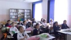 Ош: Назарбаевдин мектеби ишке кирди