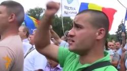 Почему протестуют молдаване