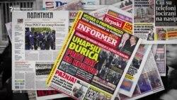 Mediji o hapšenju Đurića: Srbija vs. Kosovo