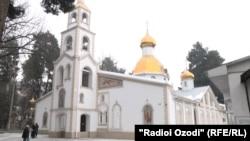 Калисои православӣ дар Душанбе