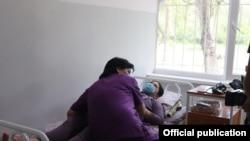 Клинический родильный дом №2. 21 июля 2020 года.