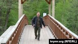 Олексій Чирній, колишній в'язень Кремля
