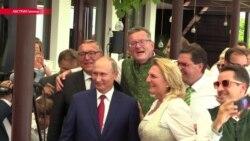 Сколько бюджетных денег ушло на подарок Путина главе МИДа Австрии