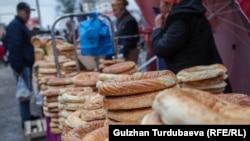Ош базары, Бишкек.