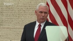 Pence Urges U.S. Allies To 'Isolate And Pressure' North Korea
