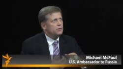U.S. Ambassador Says No Boycott Of Sochi