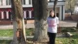 «Протест в наручниках» заставил казахстанского министра встретиться с журналистом