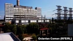 Centrală termică la Brașov, septembrie 2021. Peste creșterea de prețuri la nivel global, liberalizarea pieței de energie și gaz în România a dus la majorări suplimentare ale facturilor. În multe familii, facturile reprezintă jumătate din venituri sau chiar mai mult.