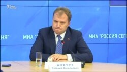 Экс-президент Приднестровья уплыл в Молдавию