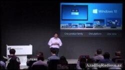 Windows10-u görmək istəyən bu videoya baxsın