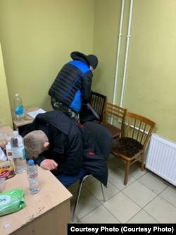Задержанные 2 февраля в 7 отделении полиции Петербурга