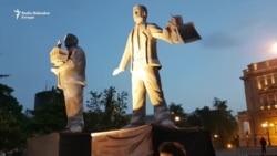 Godišnjica Savamale: Spomenici čelnicima Beograda