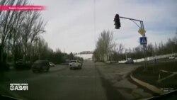 ДТП с автомобилем посольства России в Бишкеке