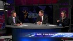 Не треба думати, що Крим забули – Чорновіл
