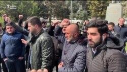Polis Azadlıq Radiosunun əməkdaşına zor tətbiq edib