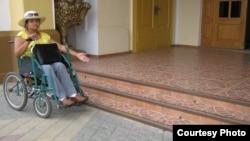 Основательница общественного объединения «Арба» в Уральске Гульмира Батпакулова.