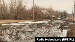 Село Славгород на кордоні з Росією в Сумській області