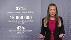Как о жизни после 60 лет рассказывают российские каналы