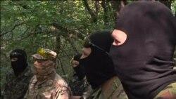 Под Киевом проходит усиленная подготовка партизан