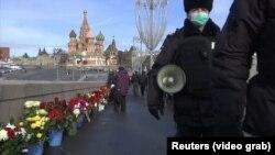 Nemcov orosz ellenzéki vezető emlékezett merényletének évfordulójára, a GRAB 1-re