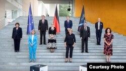 Întâlnirea ministerială de la Berlin