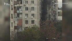 Стрілянина у Тбілісі (аматорське відео)
