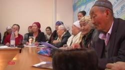 Еще одна просьба спасти родных в Синьцзяне