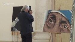 ТВ вести - Протест и споменик во Белград, изложба во Приштина