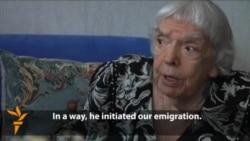 Rights Advocate Lyudmila Alekseyeva Reminisces