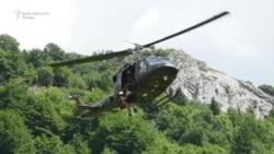 Vježba spašavanja žrtve minske nesreće