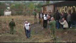 Массовых захоронений в Донбассе много - глазами очевидца