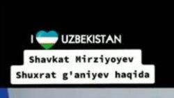 Uzbekistan - Shavkat Mirziyoev