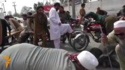 Protestë kundër policisë në Pakistan