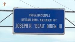 Байден відвідав Косово з офіційним візитом (відео)