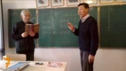 Математик Есенбек Уштенов