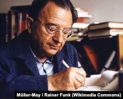 Эрих Фромм. 1974-жыл.