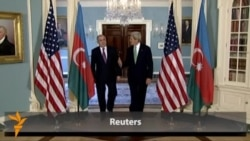 Kerry Meets With His Azerbaijani Counterpart, Discuss Nagorno-Karabakh